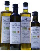 Nos huiles d'olive
