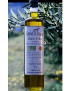 Huile d'olive VIERGE EXTRA (fruité vert)